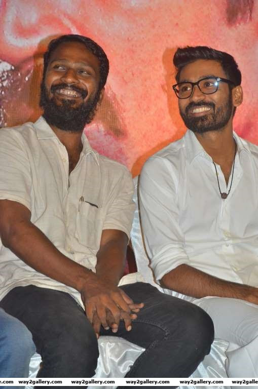 Dhanush posted on Twitter Sincere thanks to all the press and media who attended Kodi press meet Had a beautiful positive session with reporters who knew me as a kid