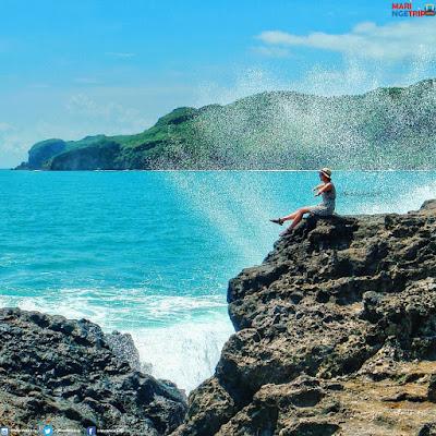Pantai Menganti Kebumen Mari NGEtrip
