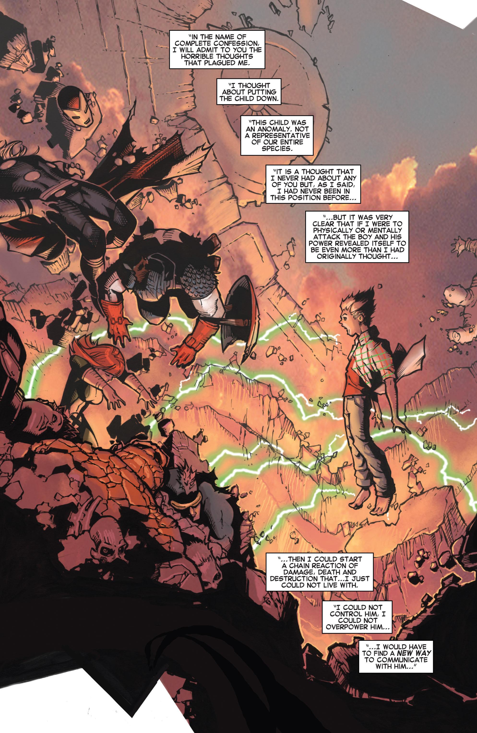 Read online Uncanny X-Men (2013) comic -  Issue #25 - 11