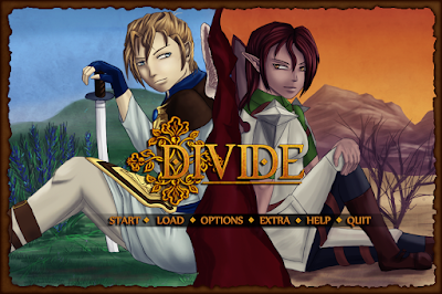 divide gxb otome visual novel demo