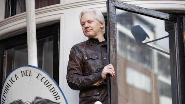 Assange cumple 6 años asilado en la Embajada de Ecuador en Londres y su situación es frágil