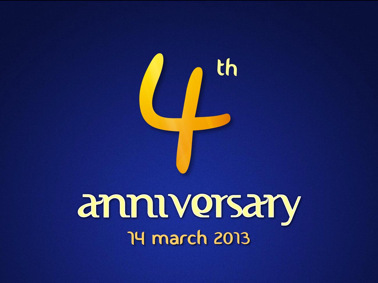 Celebration 4th Anniversary Upilkeren Blog UPILKEREN BLOG