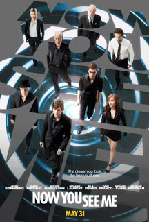 Now You See Me: Second Art (2016) BluRay Sub Indo