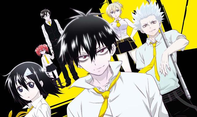 blood%2Blad 10 Anime dengan Main Character (MC) Badass Bag. I