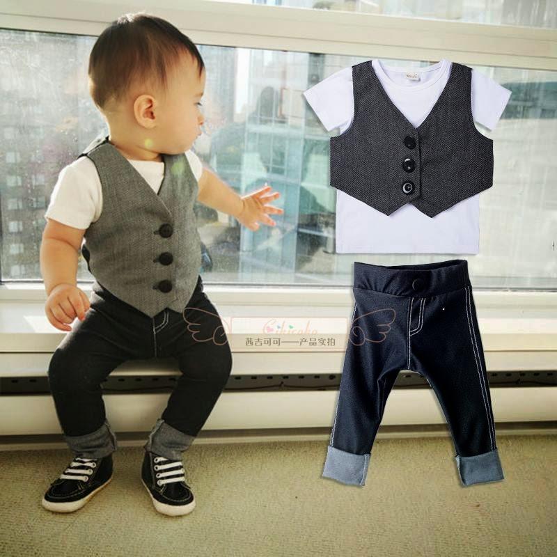 2c85dd1fb247 Little Baby Boy Party Suit ..........