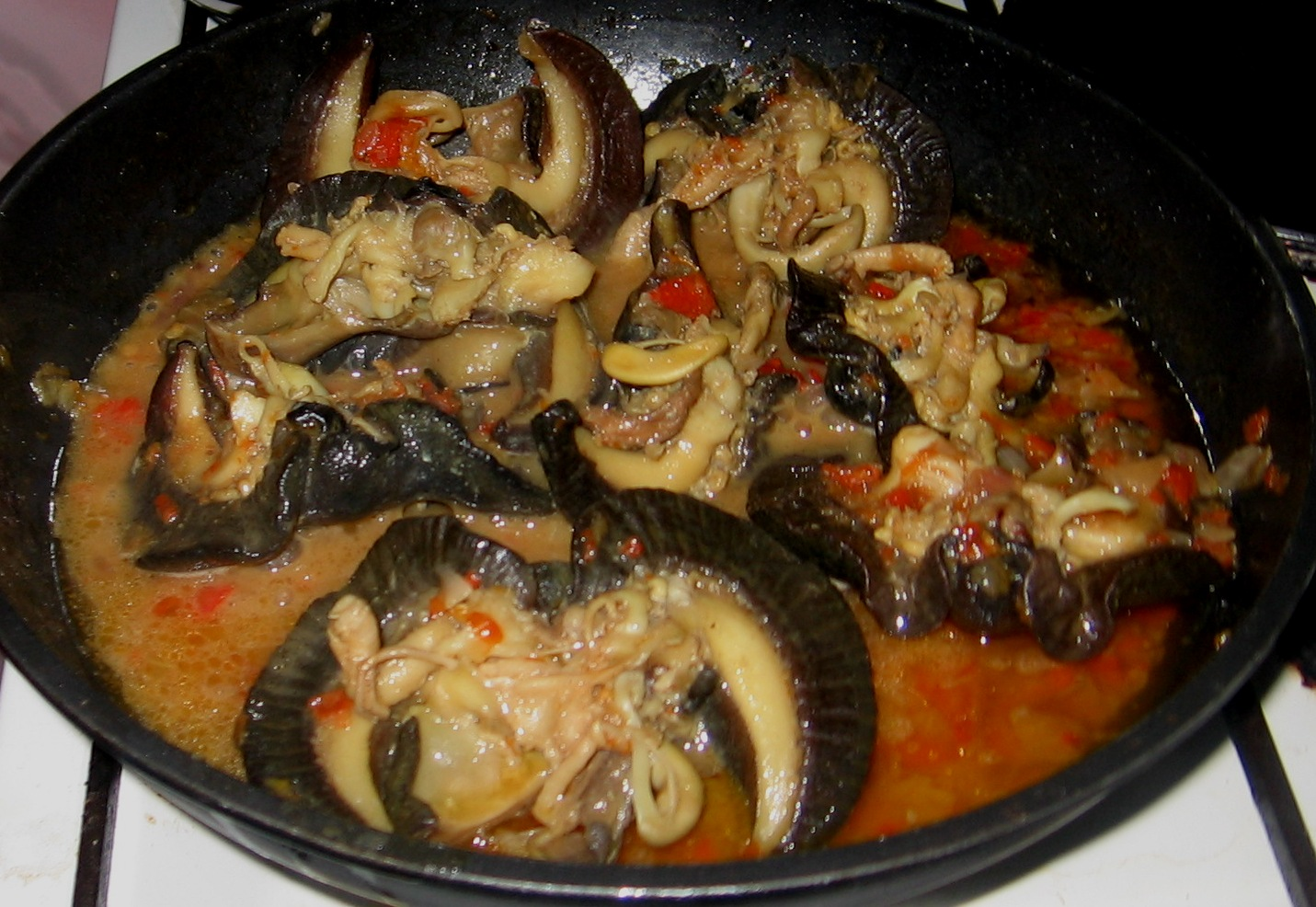 More Town Hall Heat >> How To Cook Crunchy Peppered Nigerian Snails