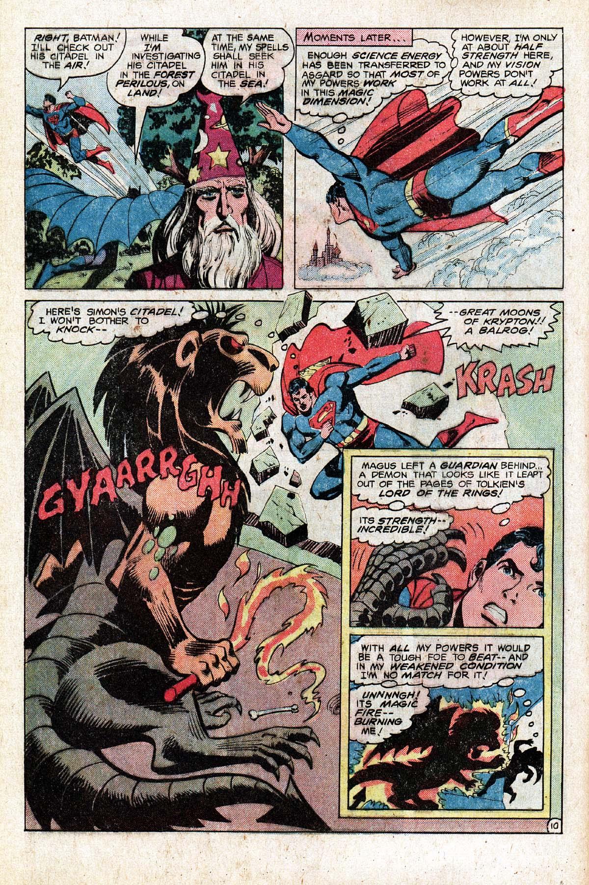 Read online World's Finest Comics comic -  Issue #265 - 14
