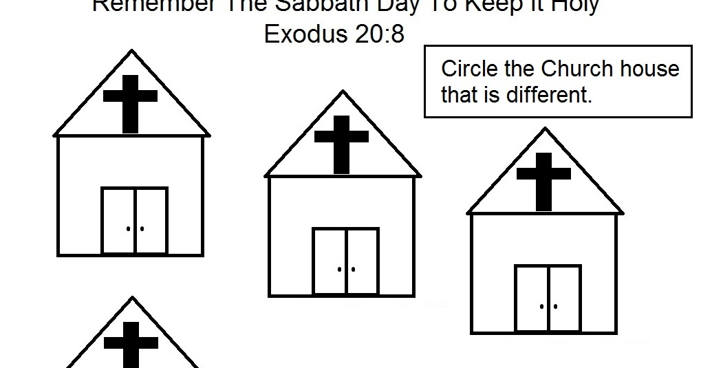 Church House Collection Blog; Free Sunday School Lessons