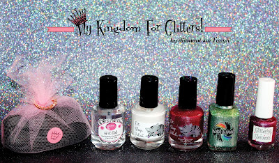 Revue de la boutique My Kingdom For Glitters