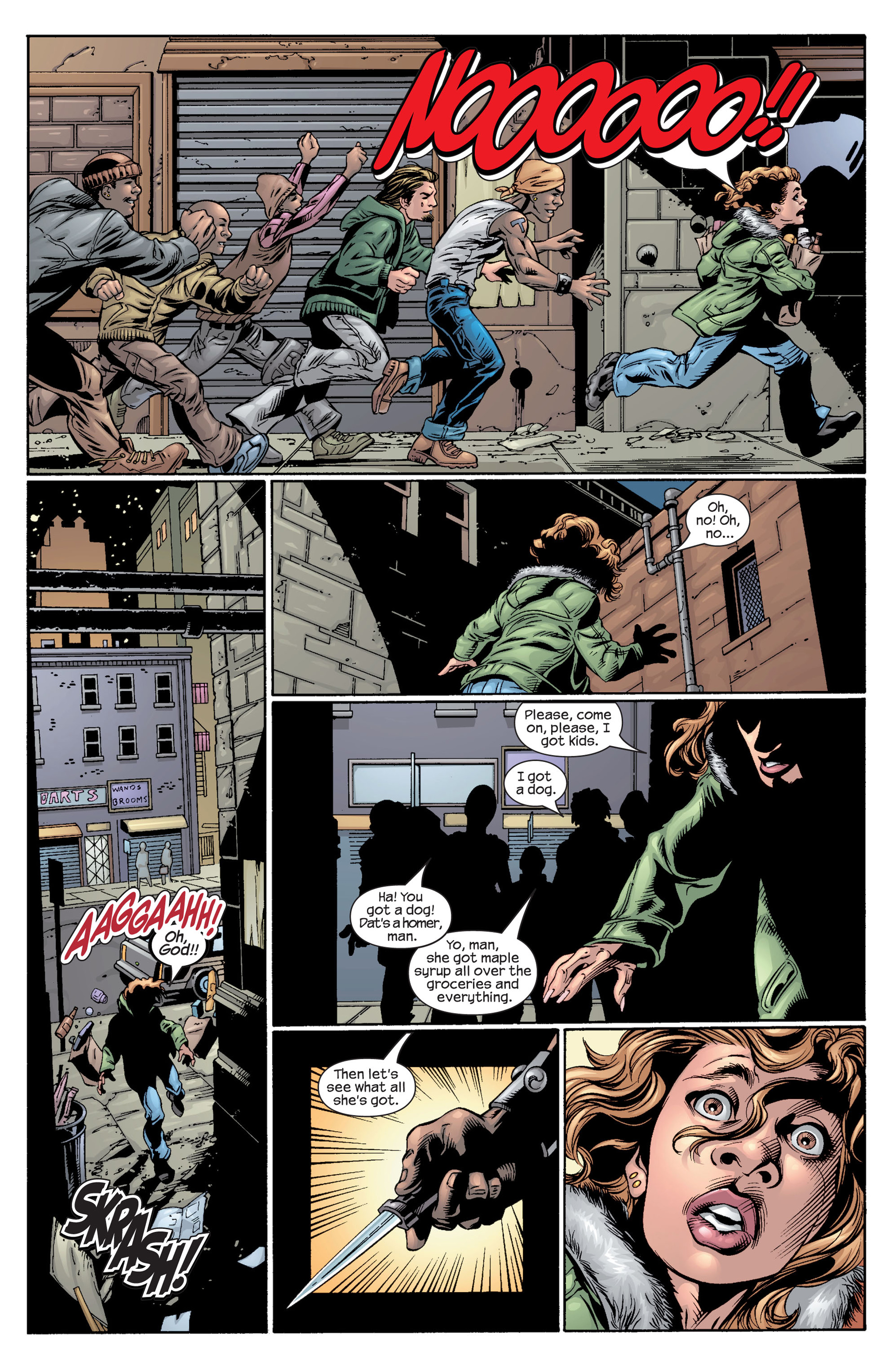 Read online Ultimate Spider-Man (2000) comic -  Issue #40 - 12