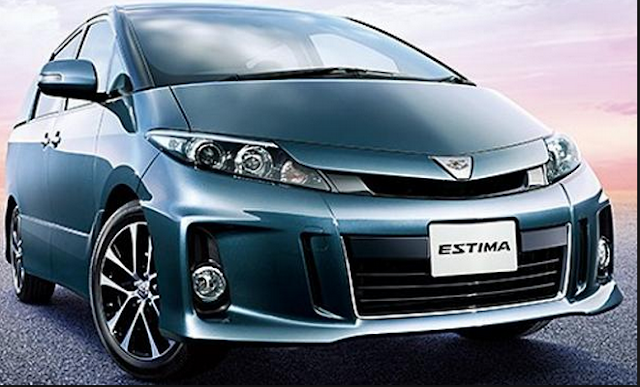2015 Toyota Estima Hybrid Price and Concept