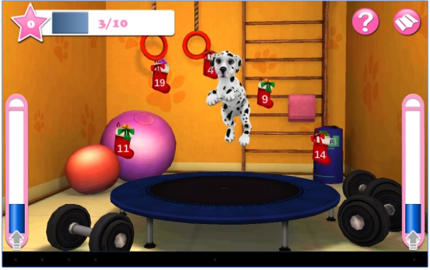 Christmas with DogWorld Android
