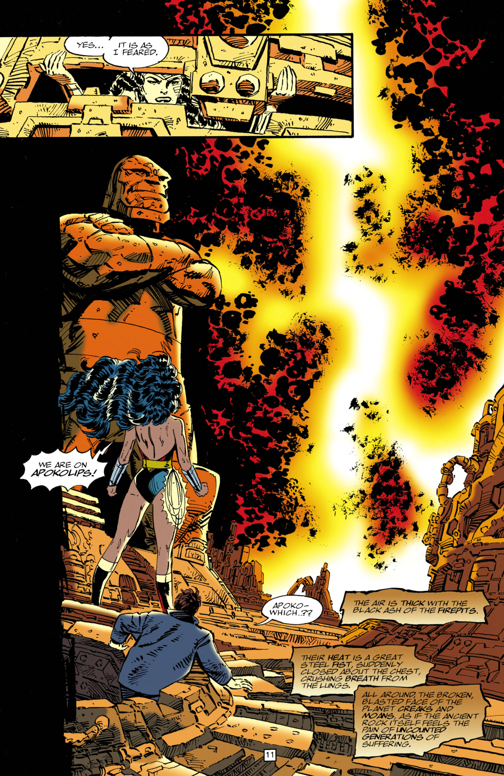 Read online Wonder Woman (1987) comic -  Issue #102 - 11