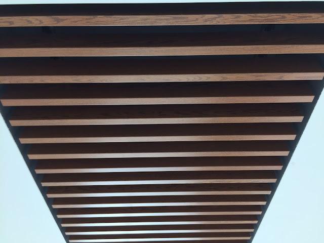 linear tavan,doğrusal tavan