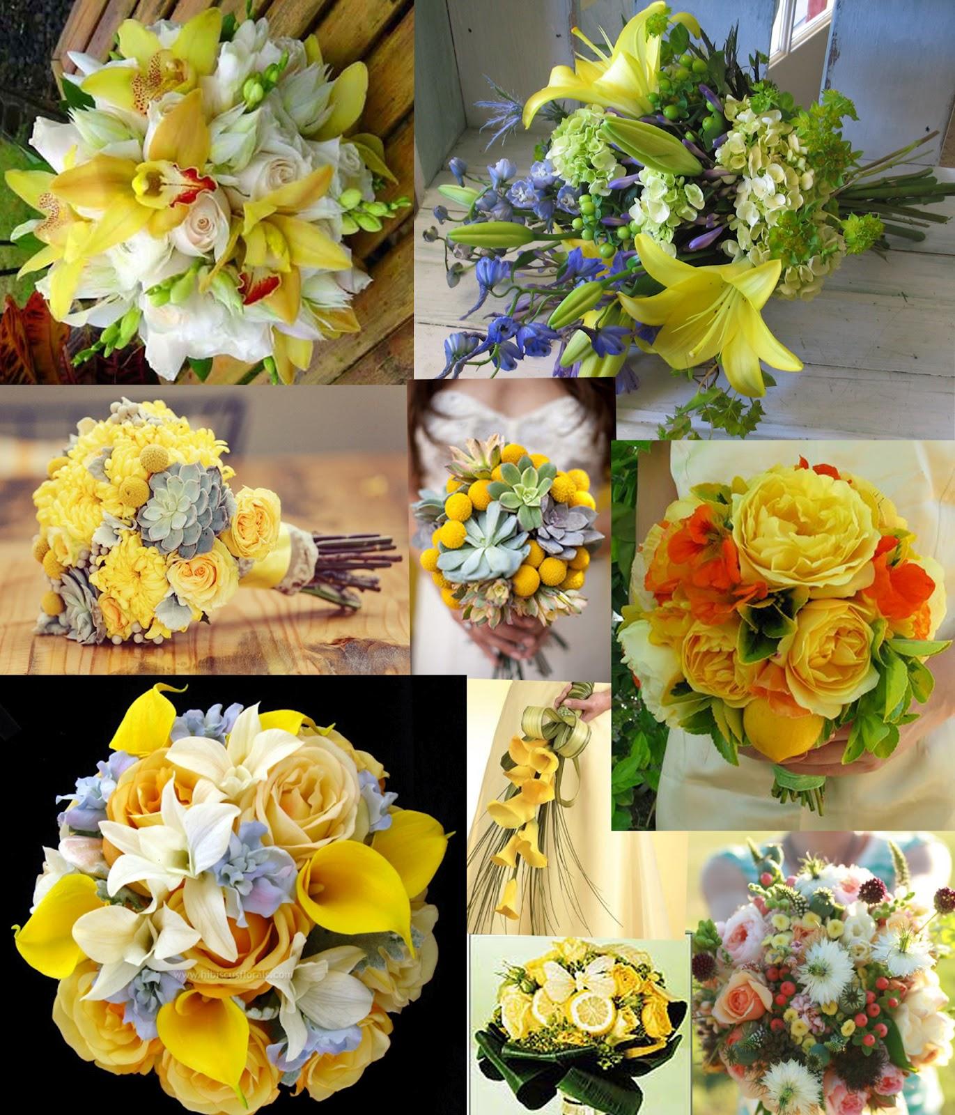 Summer Wedding Flowers Ideas: Weddingzilla: Lemon Wedding Theme JUICY Summer Wedding Ideas