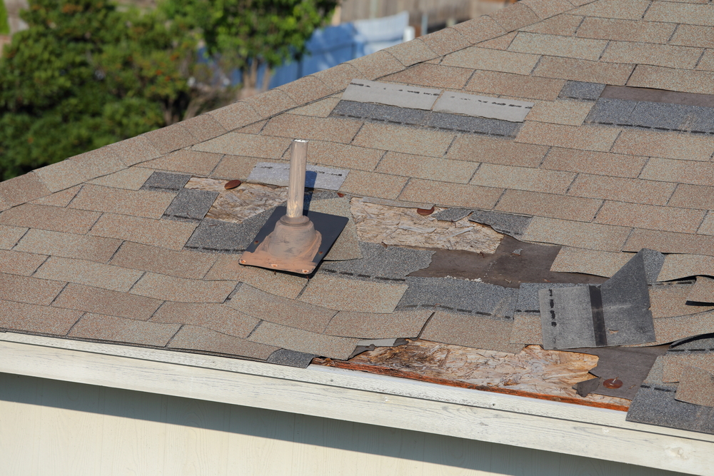Assessing Wind Damage To Your Roof