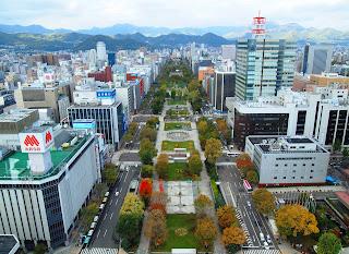 Kota Sapporo