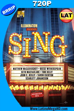 Sing! Ven y Canta (2016) Latino HD 720p ()