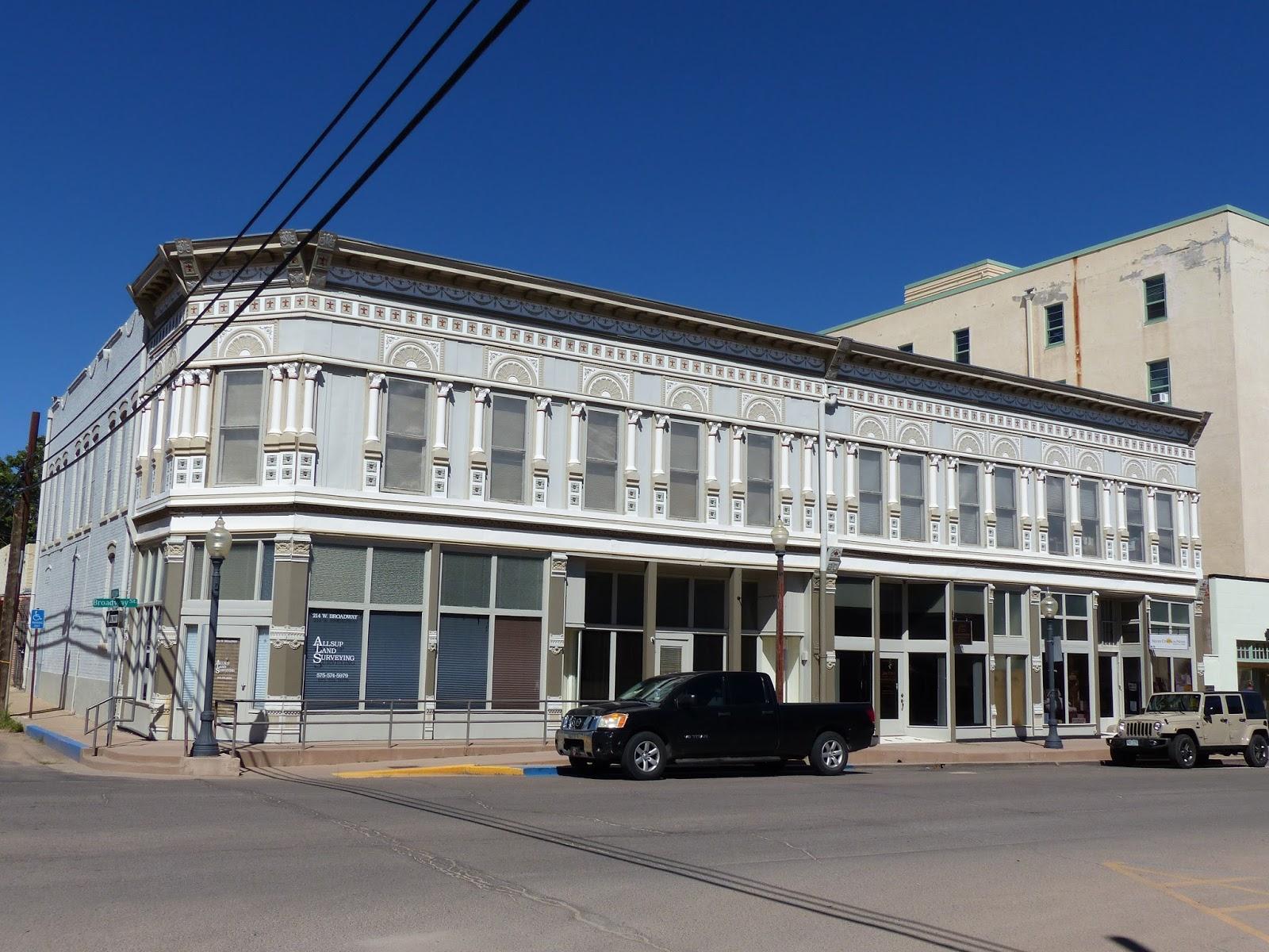 Land Cruising Adventure: Silver City   New Mexico
