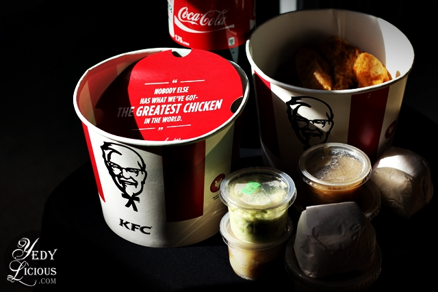 KFC Delivery Fans Day 2015