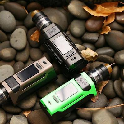 Wismec CB-60 VS Reuleaux RX2 20700