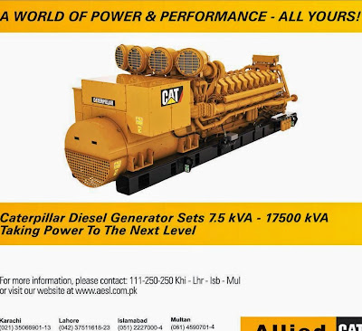 Caterpillar Diesel Generator | Diesel Generator | Petrol Generator | Allied CAT| Caterpillar | UPS & Generator | Power Source | Power Backup | Emergency Power Supply