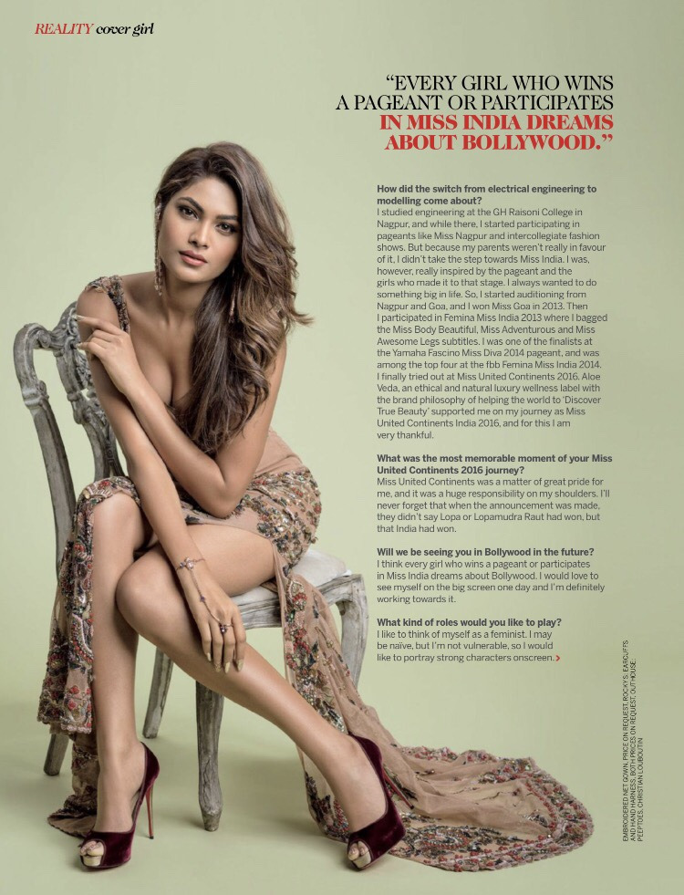 Lopamudra Raut Latest Photoshoot