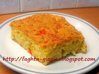 Πιπερόπιτα ξυπόλιτη (χωρίς φύλλα) - από «Τα φαγητά της γιαγιάς»