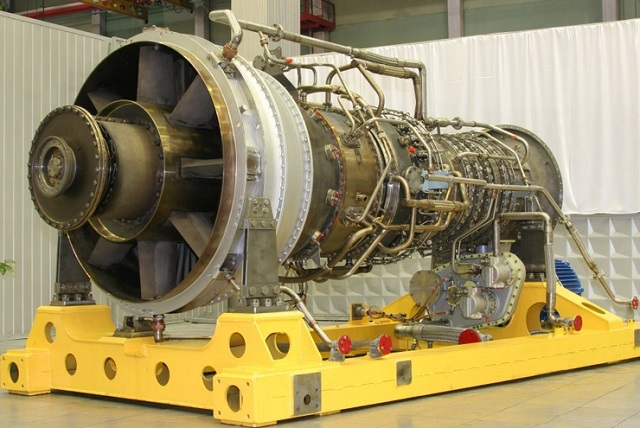 Image Attribute: M90FR - a combined diesel and gas (CODAG) turbine engine / Source: JSC Saturn/TASS