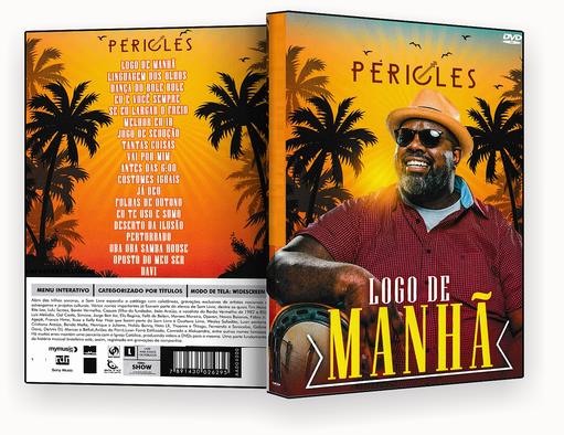 CAPA DVD – PERICLES LOGO DE MANHA 2018 – ISO