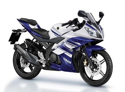 Review Yamaha R15