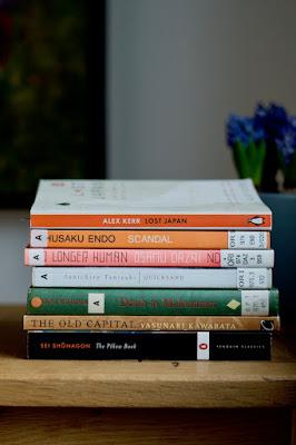 № 18 reading list: Japanese literature II