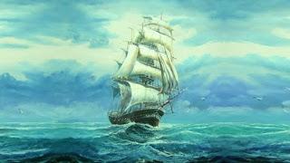 Il pastore e il mare - Esopo