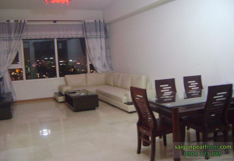 phòng khách căn hộ saigon pearl BÁN