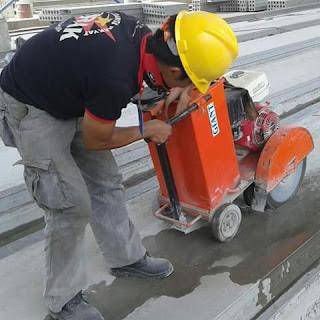 PT BAGJA PUTRA KARYA Project Cutting Beton Wika Beton 2