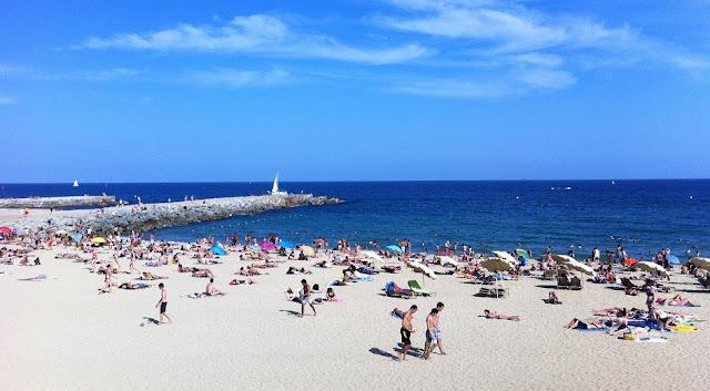 Principais e melhores praias de Barcelona