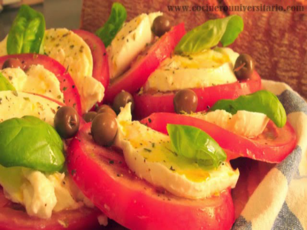 Cocinar con pocos ingredientes novedades y noticias for Cocinar con 5 ingredientes