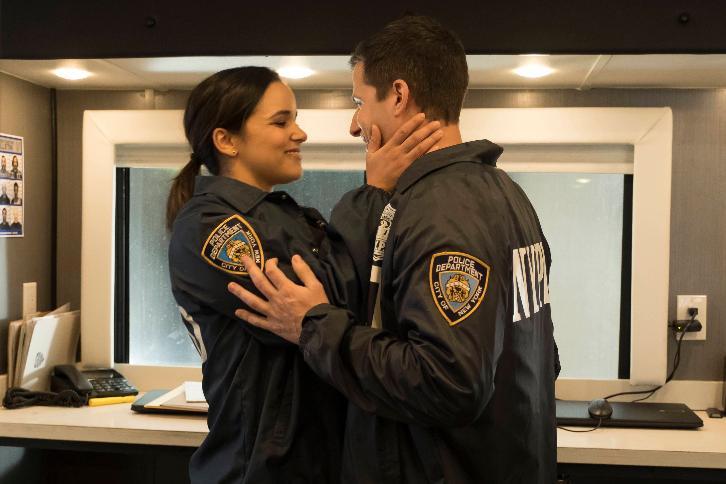 Brooklyn Nine-Nine - Episode 4.11 - 4.12 - The Fugitive - Promo, Sneak Peeks, Promotional Photos & Press Release