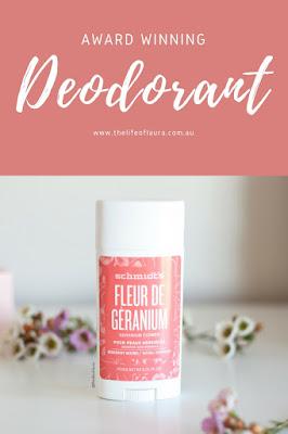 Schmidt Geranium Dedorant Pinterest
