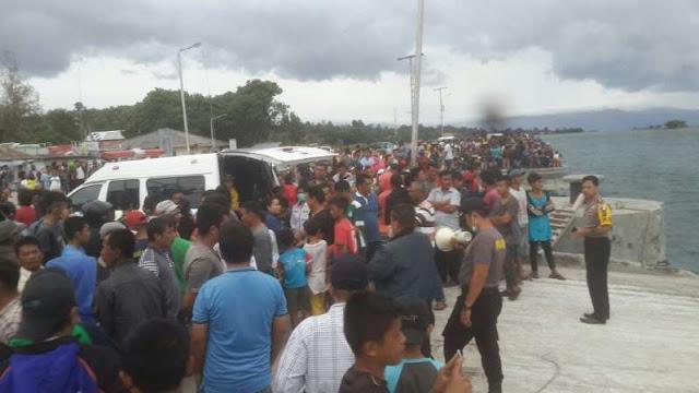 Korbana Kecelakaan Kapal Danau Toba