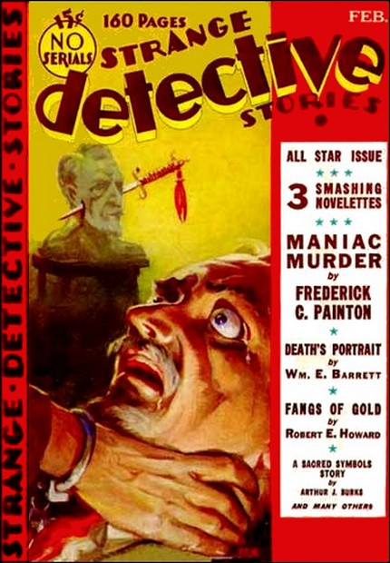 hard boiled detective stories