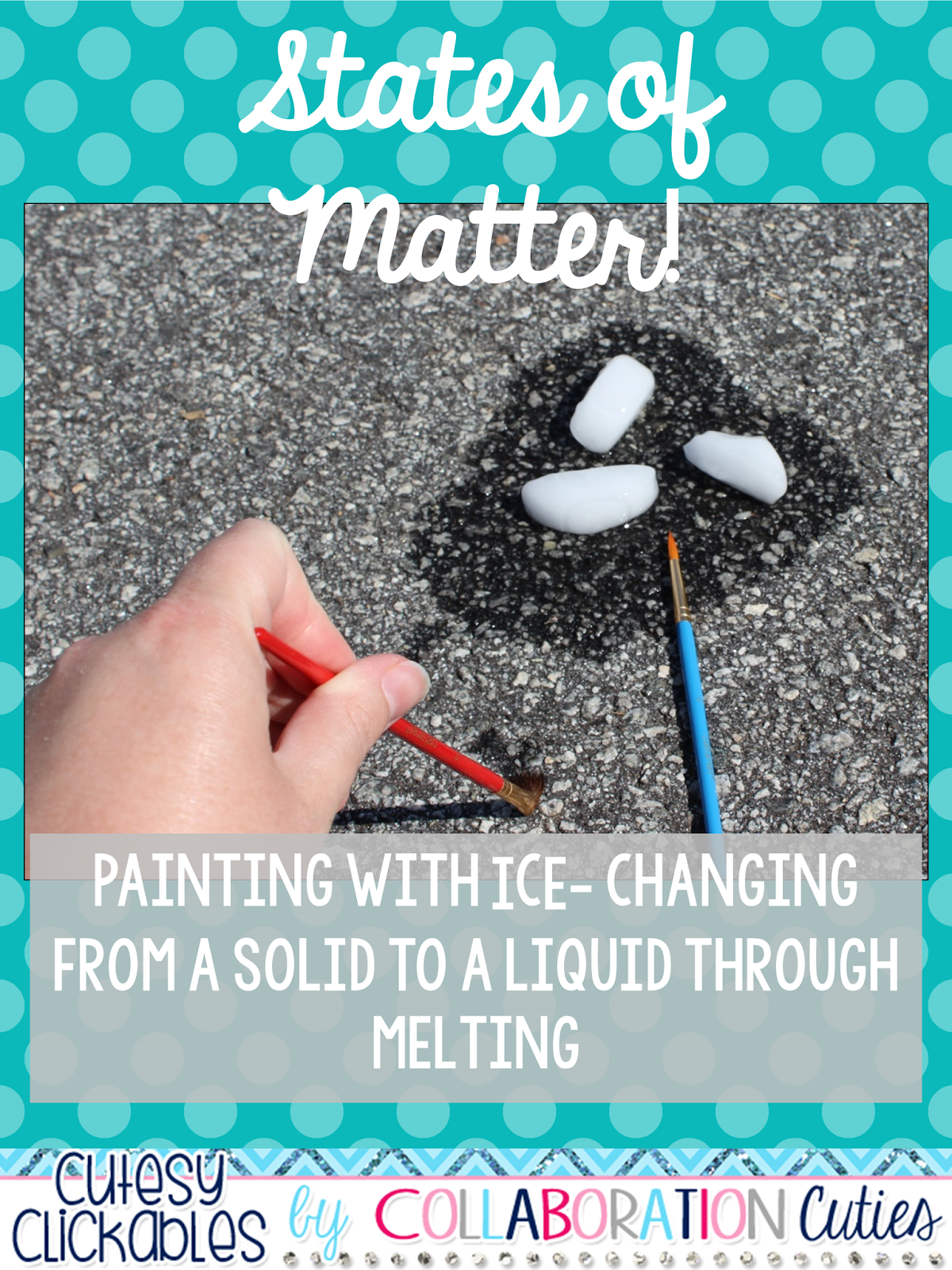 States Of Matter And The Water Cycle