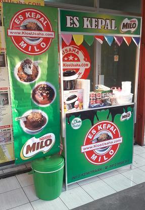 Es Kepal Milo For Android Apk Download