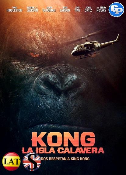 Kong: La Isla Calavera (2017) HD 720P LATINO/INGLES