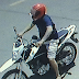 """Homem pede para fazer """"test drive"""" e rouba moto de loja em Santa Quitéria"""