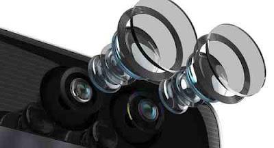 7 Ponsel dengan Dual Kamera Hebat Berteknologi Tinggi