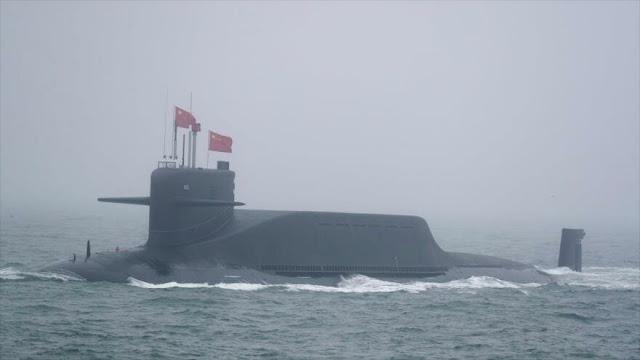 Aumento de influencia militar china en el mundo inquieta a EEUU