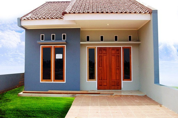 Desain Rumah Minimalis Sederhana 1 Lantai
