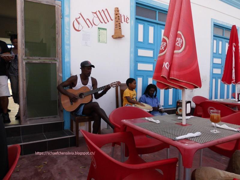 Schäfchen Silvia: Boa Vista Kap Verden