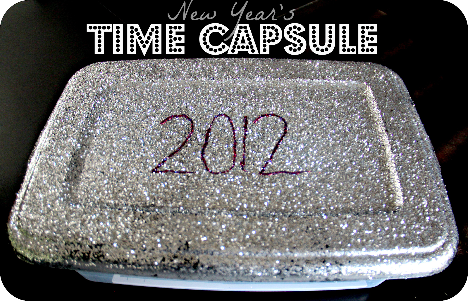 Blue Skies Ahead Family Time Capsule Activity